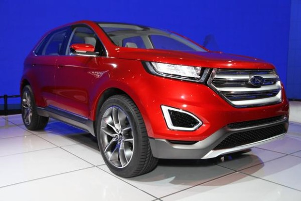 Ford Edge Sport Specs Mpg Price