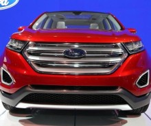 2016 Ford Edge sport, specs, mpg, price