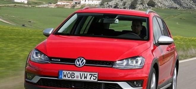 2017 Volkswagen Golf SportWagen Alltrack