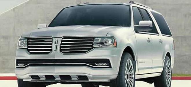 2016 Lincoln Navigator release date, price, specs