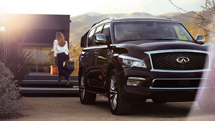2016 Infiniti QX80 price release date changes redesign