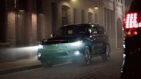 Infiniti QX80 2016 price, changes, redesign