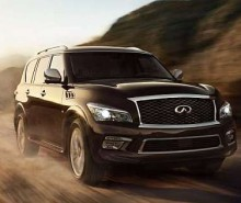 2016 Infiniti QX80 price, changes, redesign