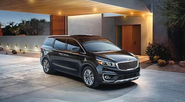 2016 Kia Sedona price and release date