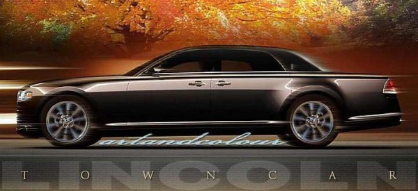 2017 Lincoln Town Car Concept Price Specs
