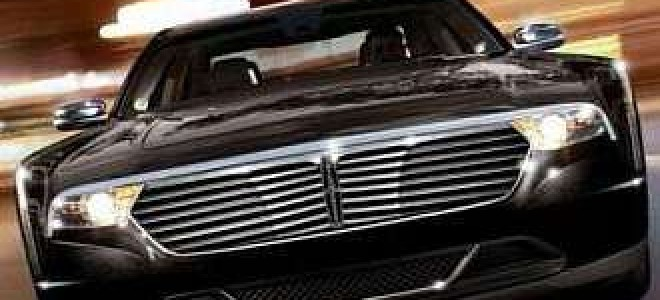 New Lincoln Town Car 2017 Price And Release Date