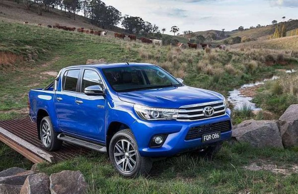 2016 Toyota Hilux diesel, price, changes