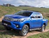 2016 Toyota Hilux diesel, price, changes
