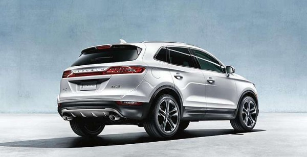 Lincoln MKC 2016 changes, price, specs