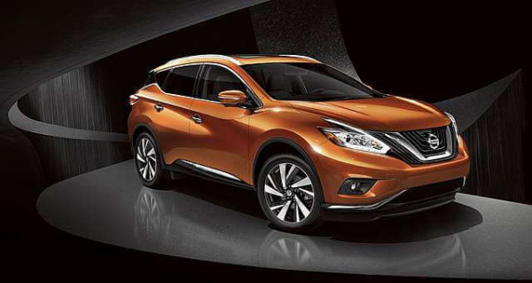 2016 Nissan Murano price, changes, mpg