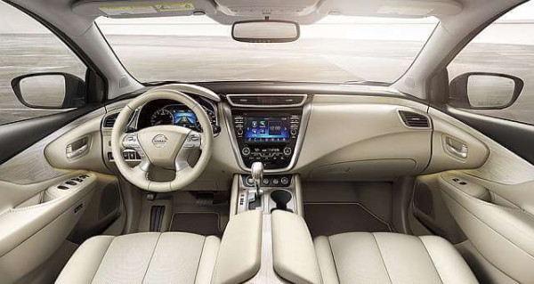 New Nissan Murano 2016 price, changes, mpg