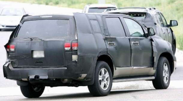 New Toyota Sequoia 2016 release date, price, mpg news