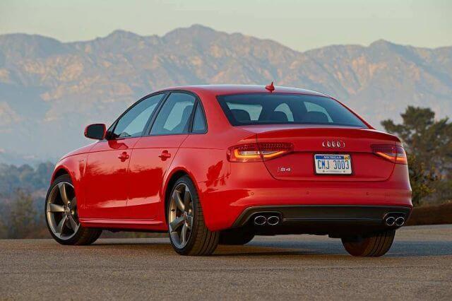 2016 Audi S4 changes, price, configurations