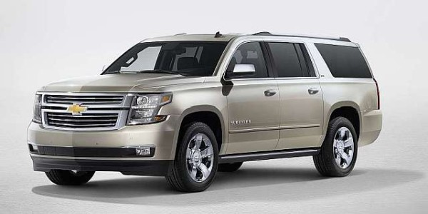 2016 Chevy Suburban price, colors, changes