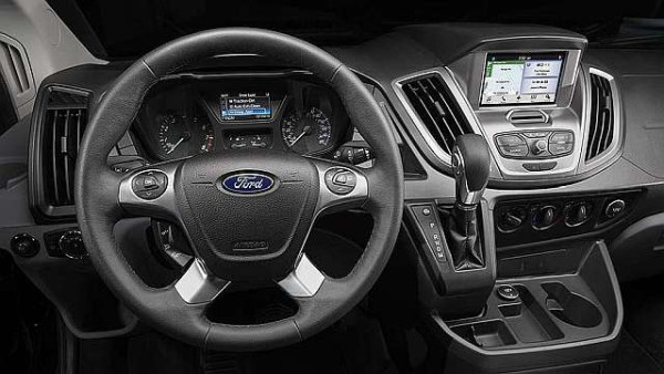 New Ford Transit 2016 price, mpg, specs