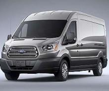 2016 Ford Transit price, mpg, specs