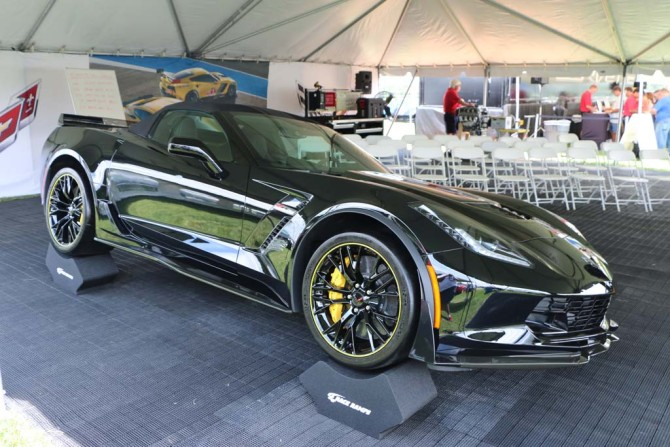 2016 Chevrolet Corvette Z06 C7.R Chrome