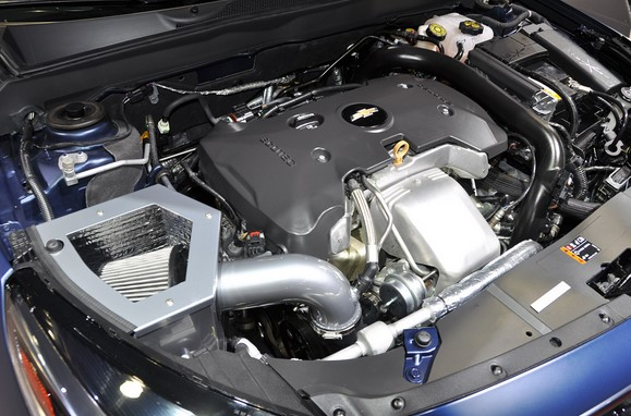 2016 Chevrolet Malibu Hybrid Engine