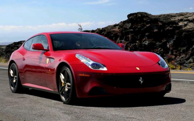 2016 Ferrari FF Exterior