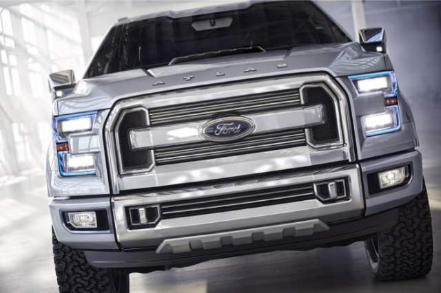 2016 Ford Atlas 6