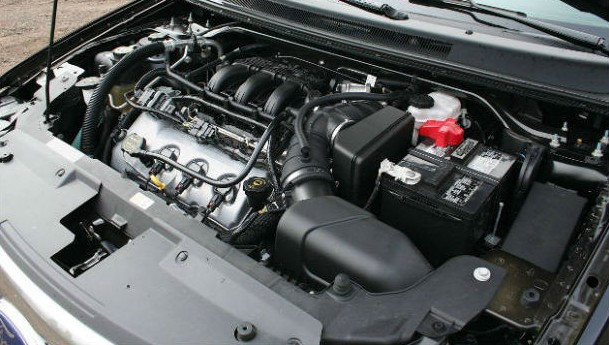 2016 Ford Taurus CN Version Engine