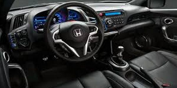 2016-Honda-CR-Z-interior