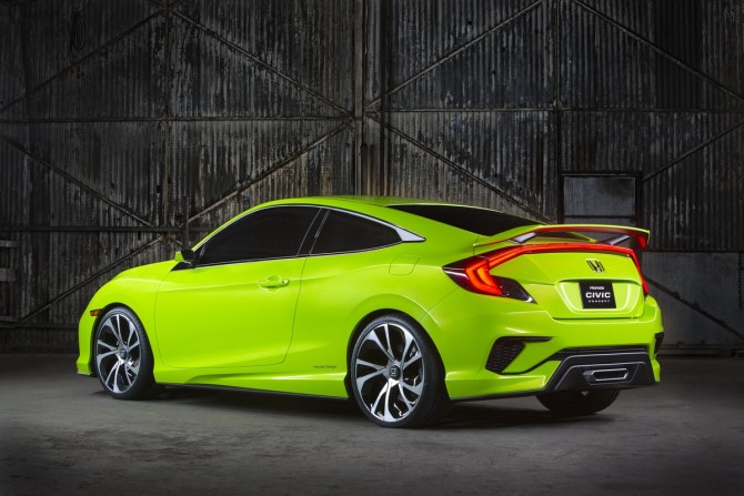 2016 Honda Civic Coupe Price Release Date