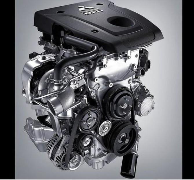 2016 Mitsubishi L200 Engine
