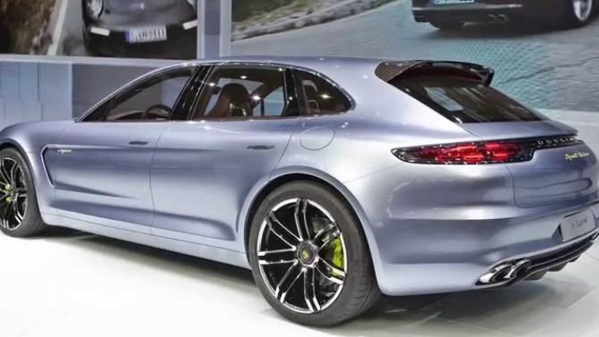2016 Porsche Panamera Exterior