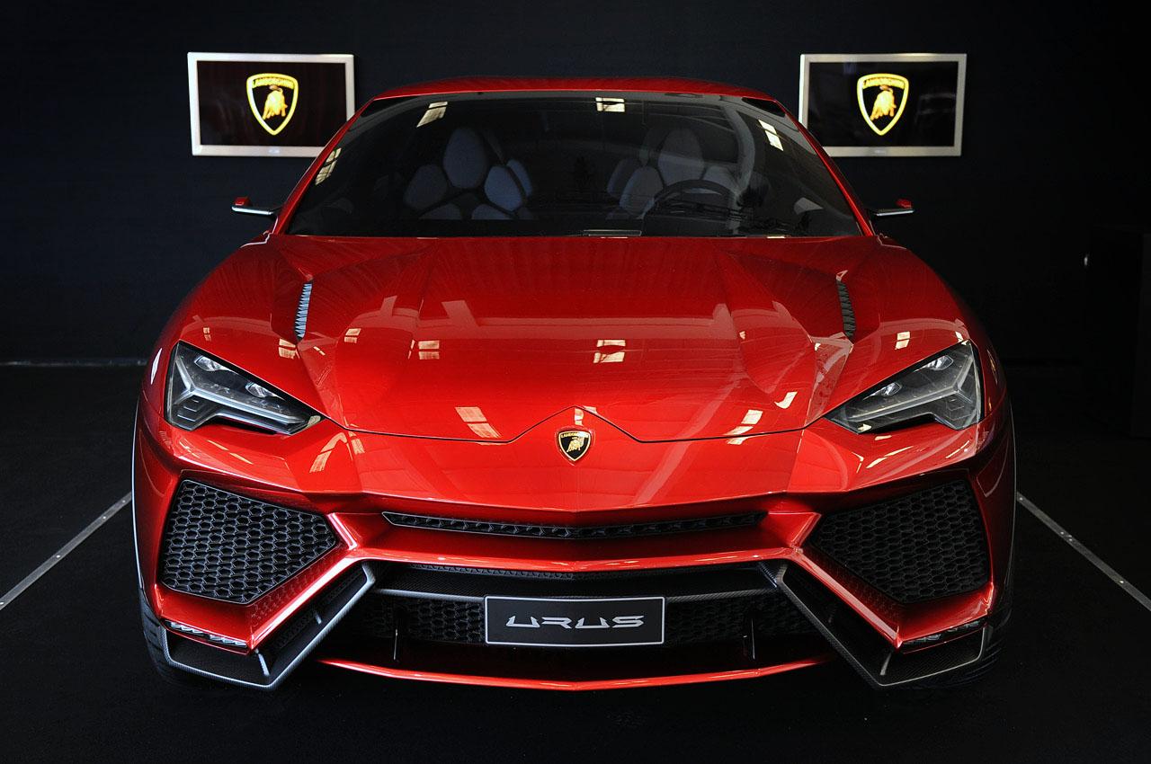 2017 Lamborghini Urus Review Price Specs
