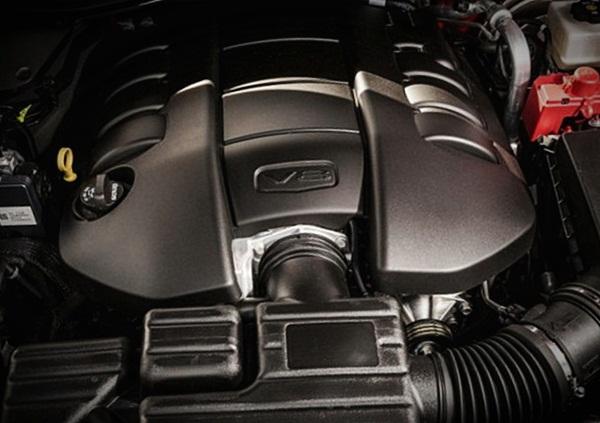 2015 Chevrolet Chevelle Engine