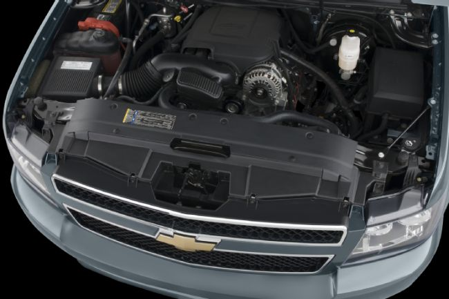 2015 Chevrolet Tahoe Engine