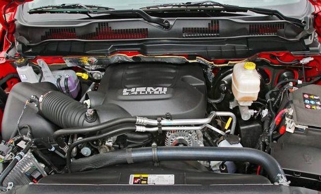 2015 Dodge Ram 2500 Engine