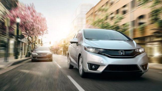 2015 Honda Fit 2x