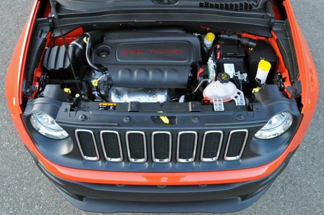 2015 Jeep Renegade Engine