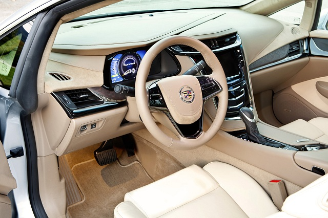2016 Cadillac ELR Interior