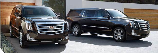 2016 Cadillac Escalade 2x