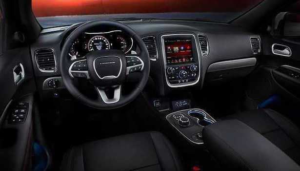 2016 Dodge Durango Interior