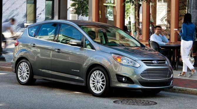 2016 Ford C-Max Energi Exterior