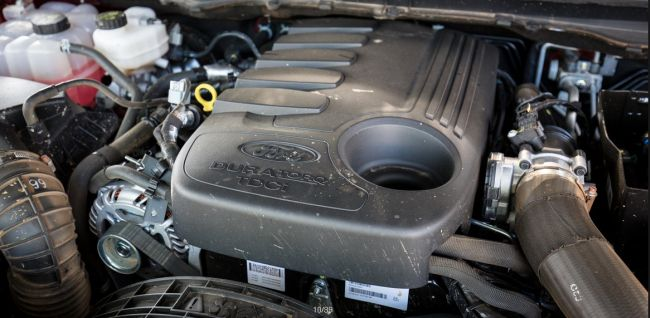 2016 Ford Everest Engine