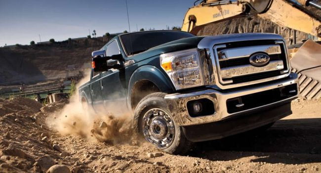 2016 Ford F 250 Super Duty Close Up
