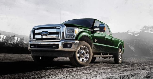 2016 Ford Super Duty Truck Exterior