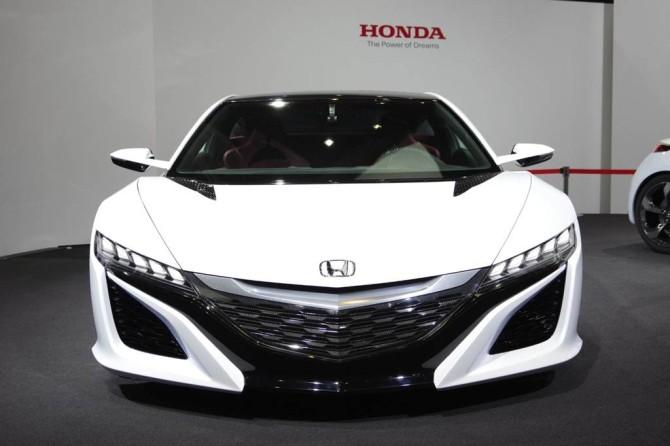 2016 Honda S2000 front