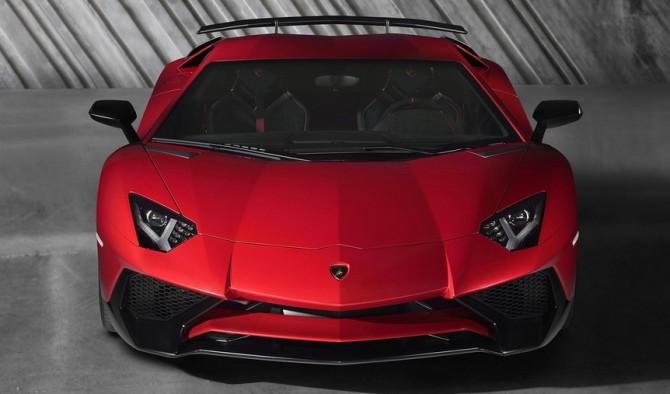 2016 Lamborghini Aventador 3