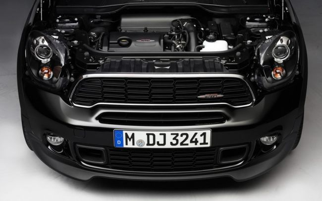 2016 MINI Cooper S Engine