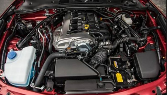 2016 Mazda Koeru Engine