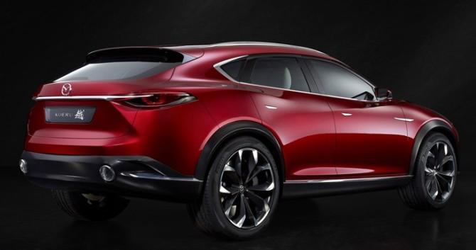 2016 Mazda Koeru Exterior