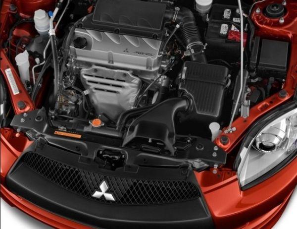 2016 Mitsubishi Eclipse Engine