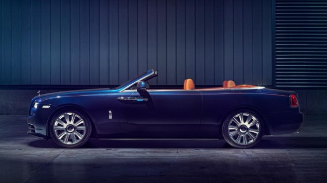2016 Rolls-Royce Dawn Exterior