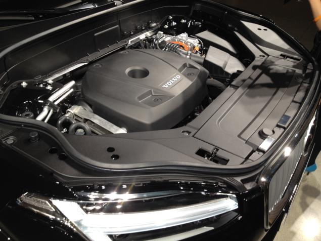 2016 Volvo XC90 Engine